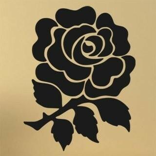 Samolepka na zeď Růže 0200
