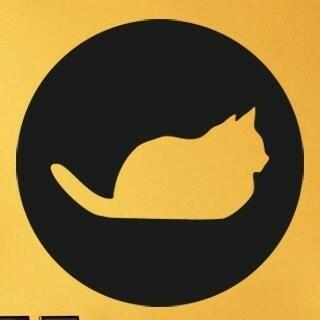 Samolepka na zeď Kočka 0511