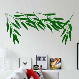 Samolepka na zeď Bambus 003