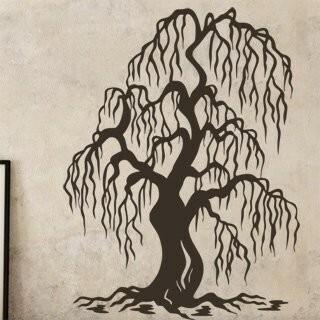 Samolepka na zeď Strom 017
