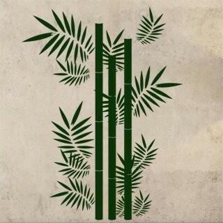 Samolepka na zeď Bambus 001