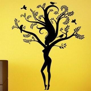 Samolepka na zeď Strom 034