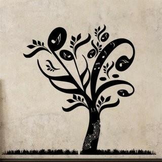 Samolepka na zeď Strom 049