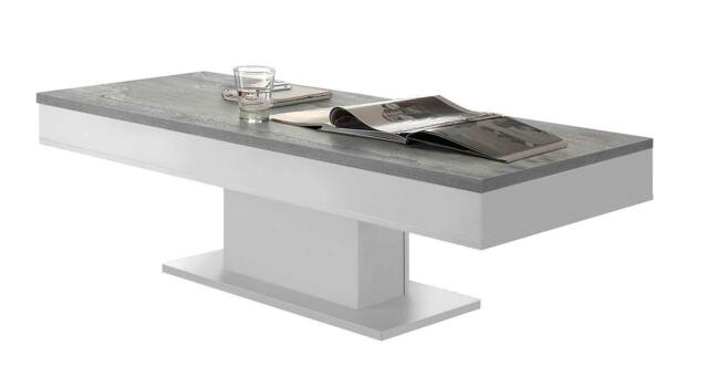 Konferenční stolek GRANNY 120 beton