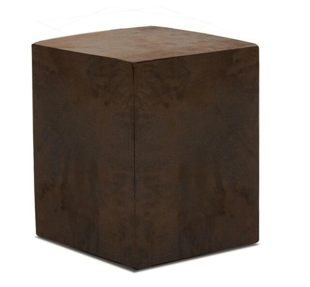 Noční stolek / taburet VINTAGE