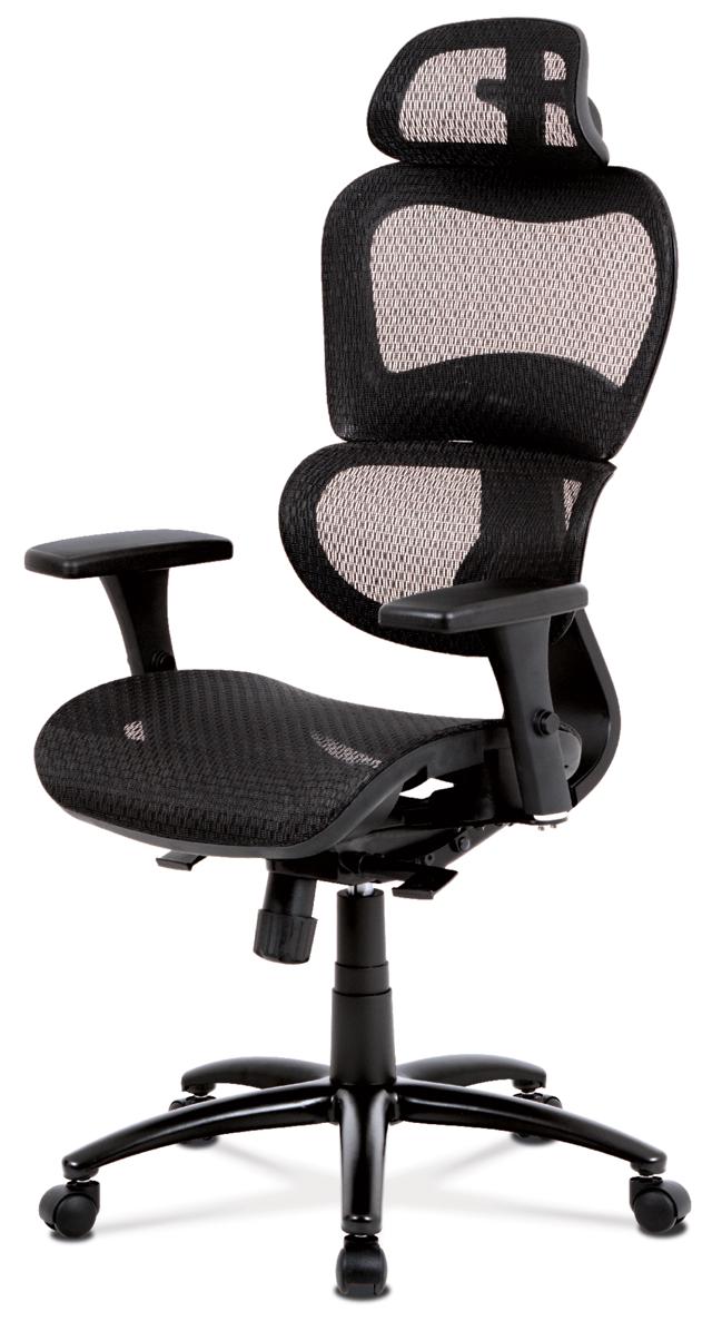 Kancelářská židle GERRY bk