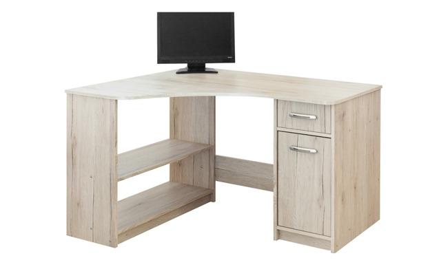Rohový psací stůl HORN 6