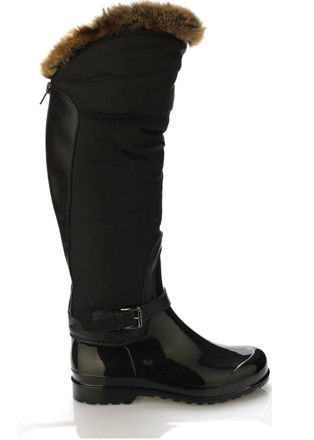 Černé italské vyšší holiny s hnědým kožíškem M&G