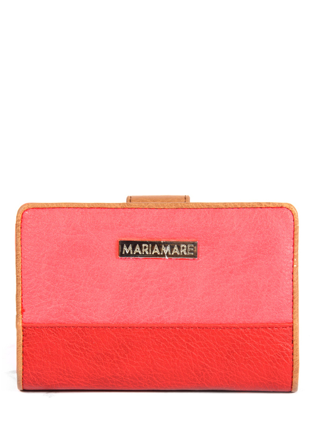 Červená peněženka MARIA MARE