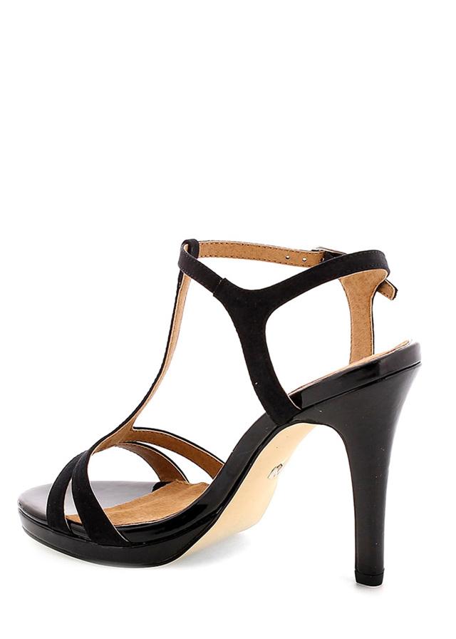 8c2ecc47106b Černé páskové sandály MARIA MARE(11732) - 2