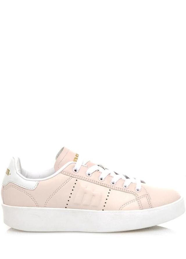 Růžové tenisky s bílou podrážkou MTNG - 41