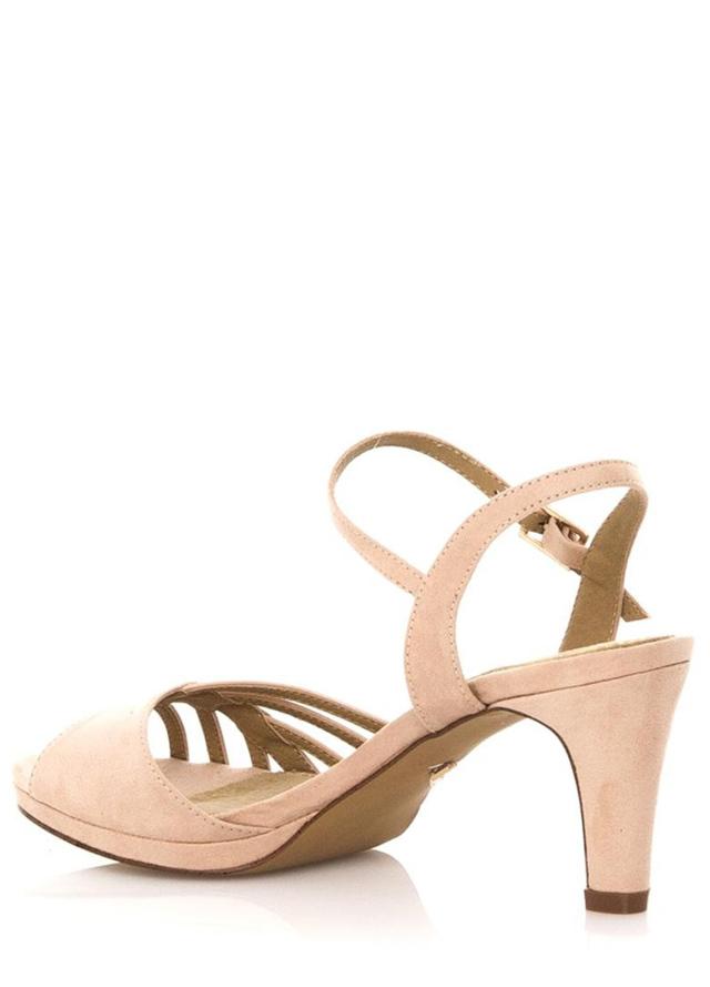 5aec4e4c6e175 Béžové sandály na nízkém podpatku Maria Mare(326948) - 2