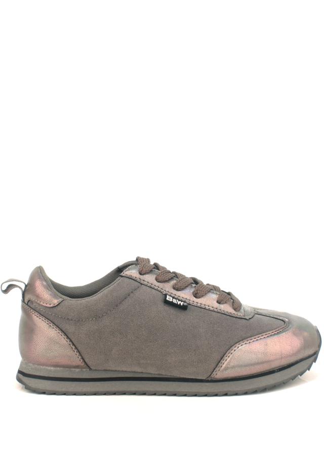 Stříbrné dámské tenisky Break&Walk - 36