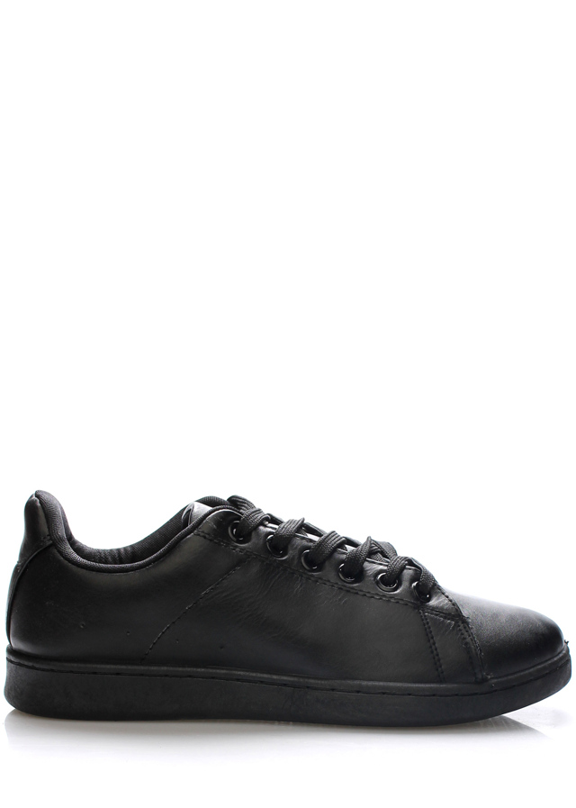 30c3f57b7e Černé tenisky Monshoe