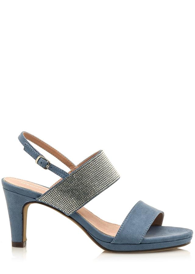 45f38a6965 Modré sandálky se širšími pásky Maria Mare(1082893) - 1