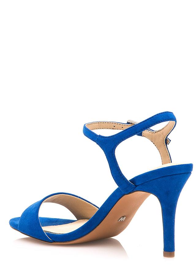 3a25db1017 Modré sandály na jehlovém podpatku Maria Mare(584601) - 4