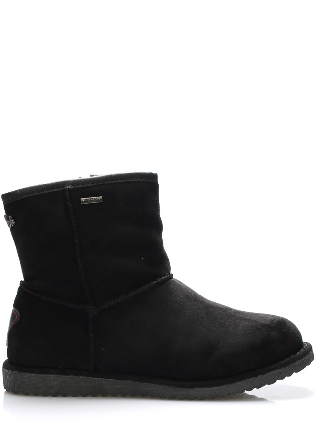 Černé zimní boty Bruno Banani