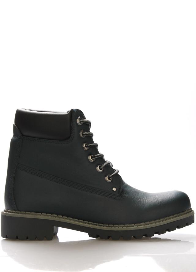 Tmavě modré boty farmářky Claudia Ghizzani - 40