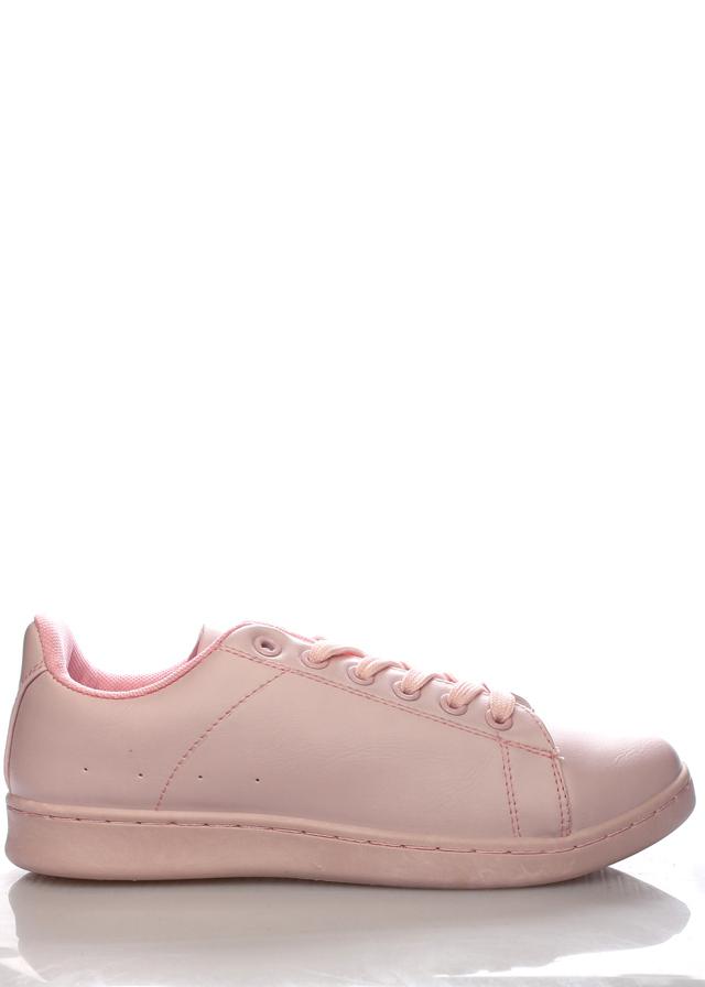 Růžové tenisky Monshoe - 40
