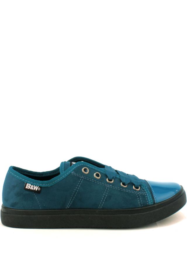 Modro zelené dámské tenisky Break&Walk - 41