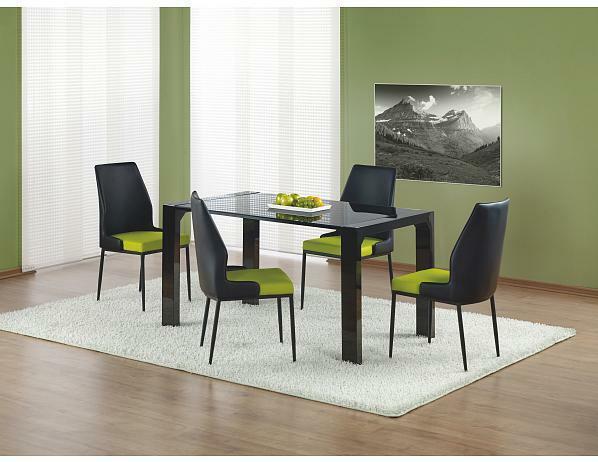 Jídelní stůl Kevin černý