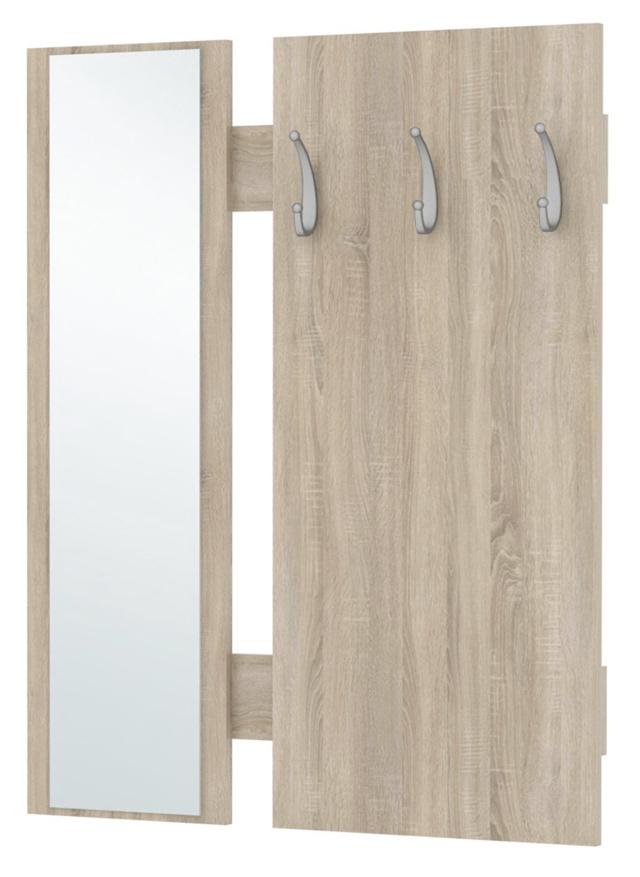 LE12 odkládací panel, dub sonoma