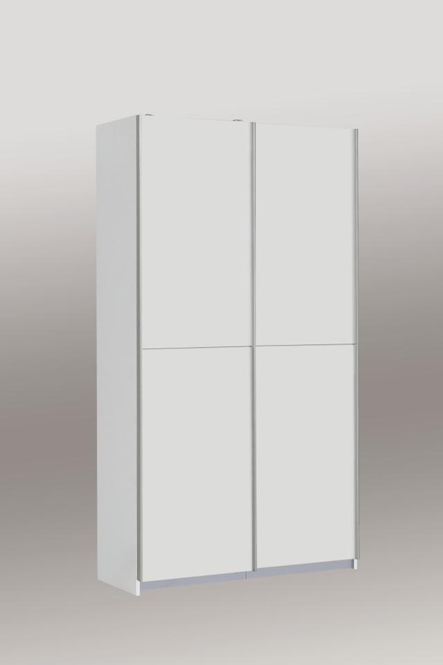 Forte OHIJO, policová skříň OHS722X4, bílá