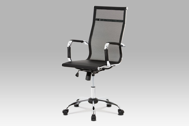 Kancelářská židle KA-V303 BK, černá