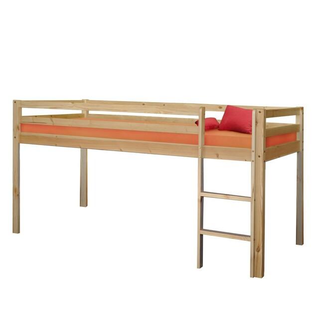 Smarshop Patrová postel 832, masiv smrk