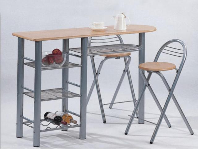 BOXER barové židle + barový pult