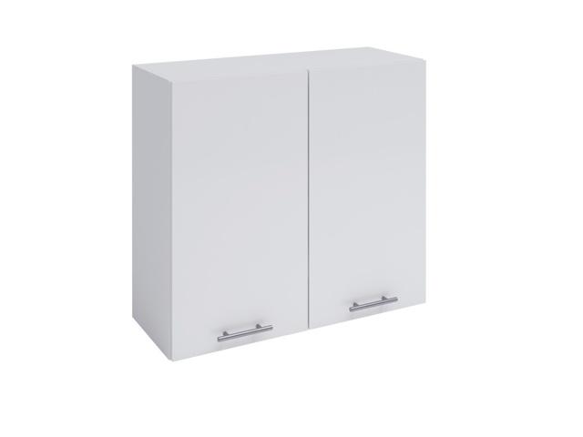FABIANA, horní skříňka, W-80, bílá