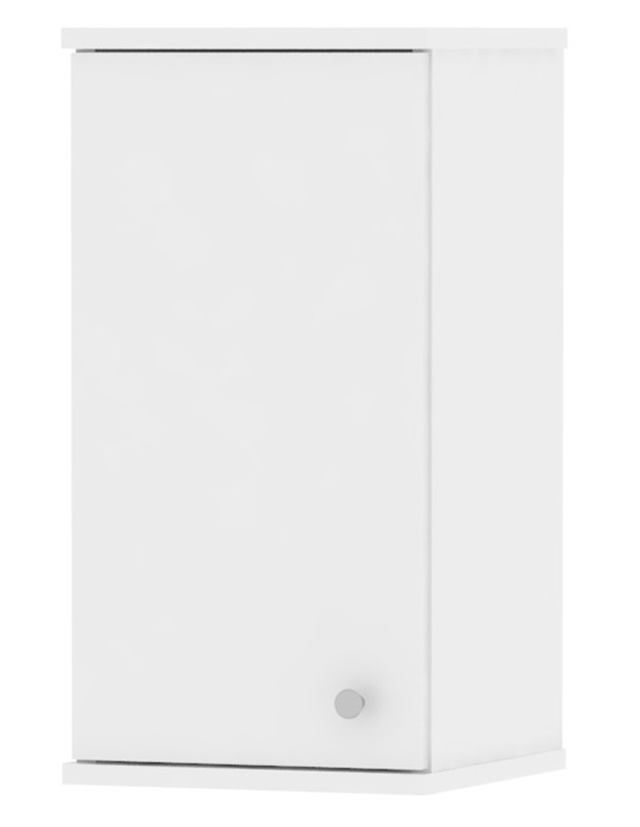Smartshop Horní závěsná skříňka 1D, bílá, GALENA SI09