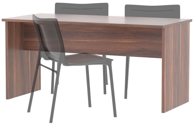 Stůl jednací JH112 švestka