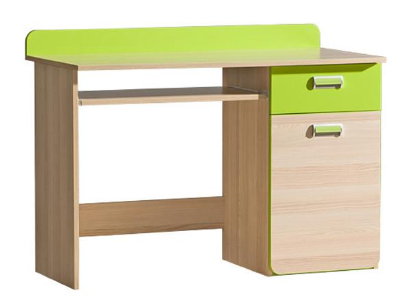 Dětský PC stůl L10 LORENTTO, jasan/limetka