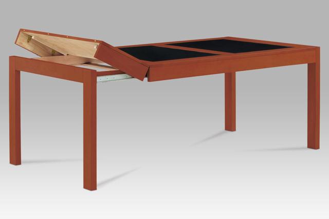 Smartshop Jíd.stůl dřevo AUT-594 TR2 rozkl.tř./sklo