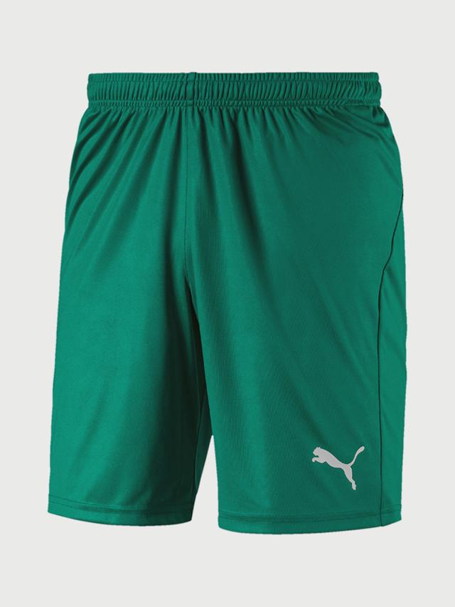 Kraťasy Puma LIGA Shorts Core Zelená