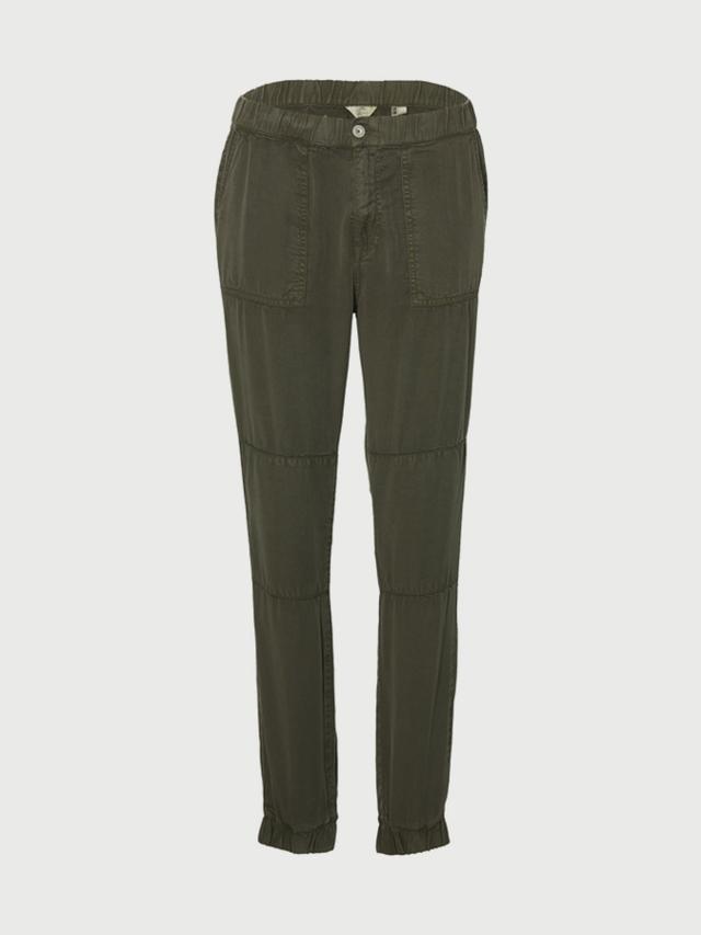 Kalhoty O´Neill Lw Stretch Waist Cargo Pants Zelená