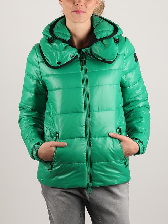Bunda Replay W7378 Jacket Zelená