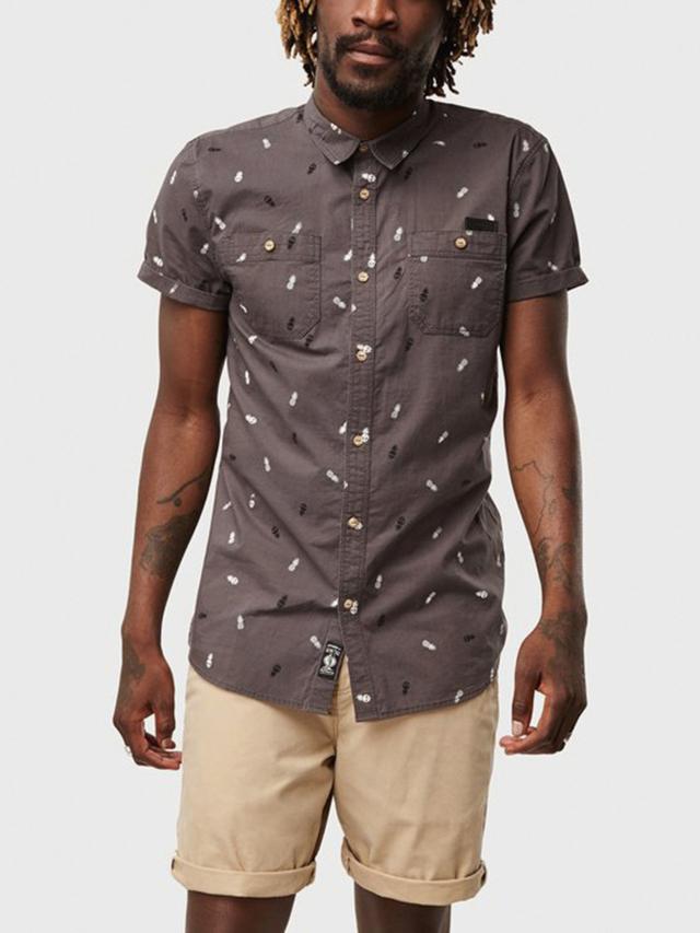 Košile O´Neill Lm Delica S/Slv Shirt Černá