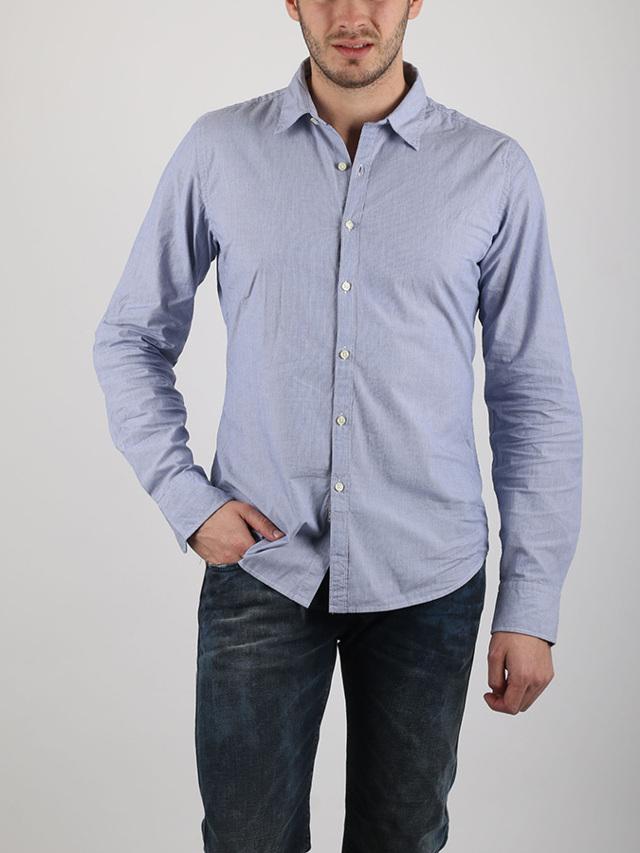 Košile Replay M4870 Modrá