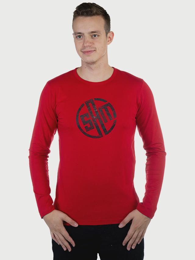 Tričko SAM 73 Kaiden Červená