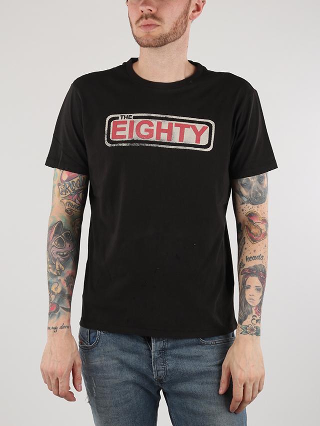 Tričko Replay M3505 T-Shirts Černá