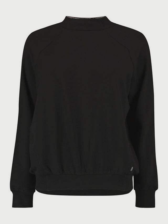 Mikina O´Neill LW Essentials Crew Sweatshirt Černá