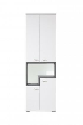 Obývací skříň Artctic - typ 3, levá