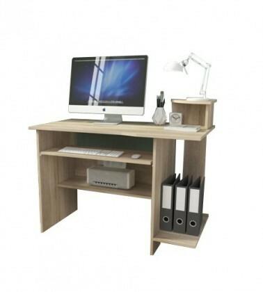 Kancelářský stůl P5 (dub sonoma)