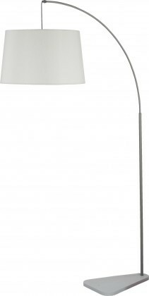 Lampa Maja new (šedá, 179 cm)