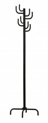 Stojanový věšák W11 (černá)