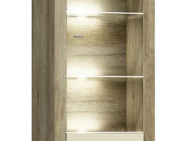 Sada LED osvětlení polic (3 ks) CAMPARI BEL. CWT60