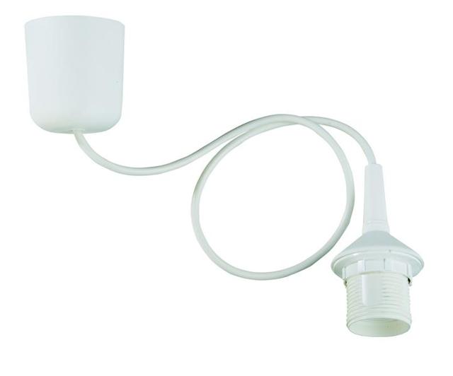 Závěsný kabel se svítidlem TYP 39200107