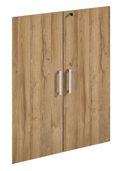Sada dveří (2 ks) Calvia 11, starý dub